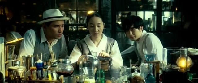 Jin-ho, Kwang-su and Soon-deok