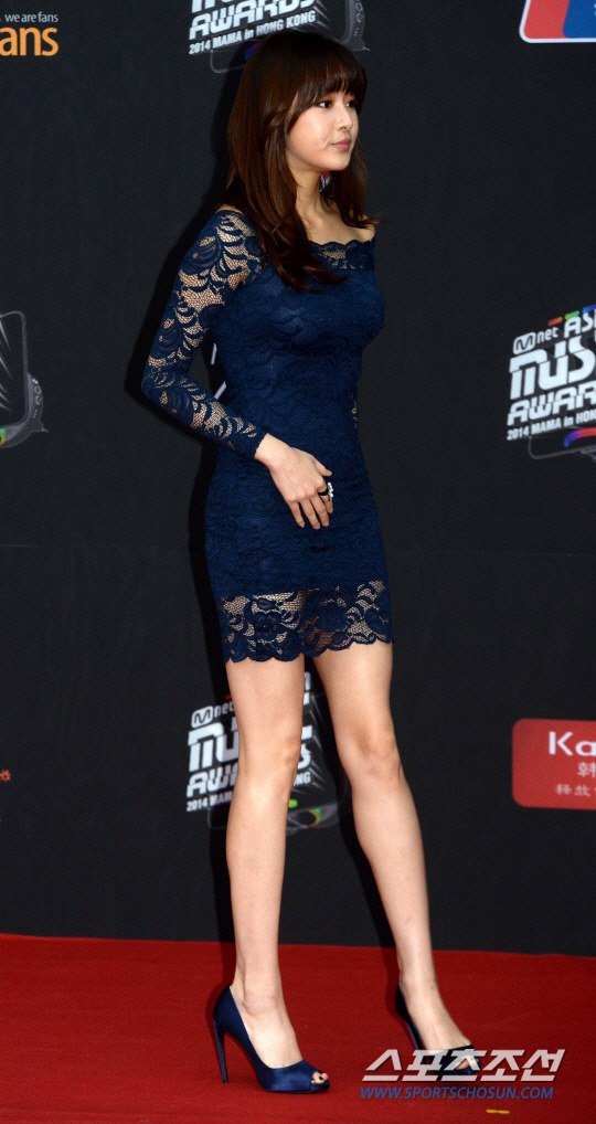 The award categories of 2014  Na Yeon Choi Dress
