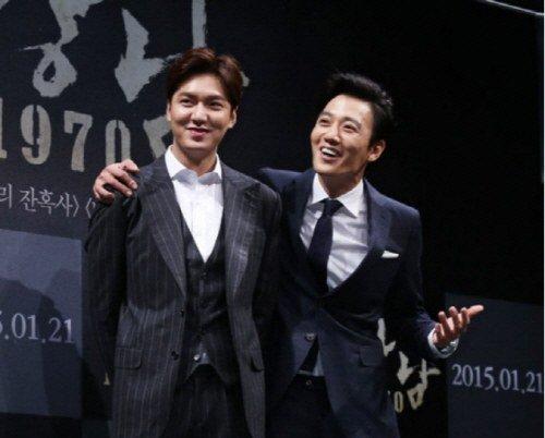 Gangnam Blues' Lee Min-ho's comment about Kim Rae-won's sex