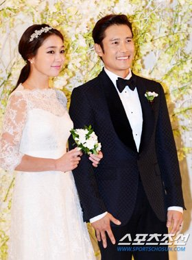 Lee Byung Hyun S Wife Announces Pregnancy Hancinema