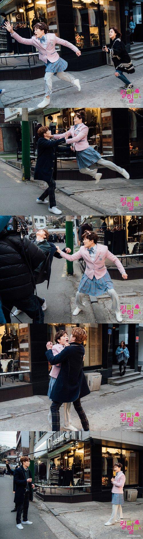 hwang jung eum and park seo joon relationship questions