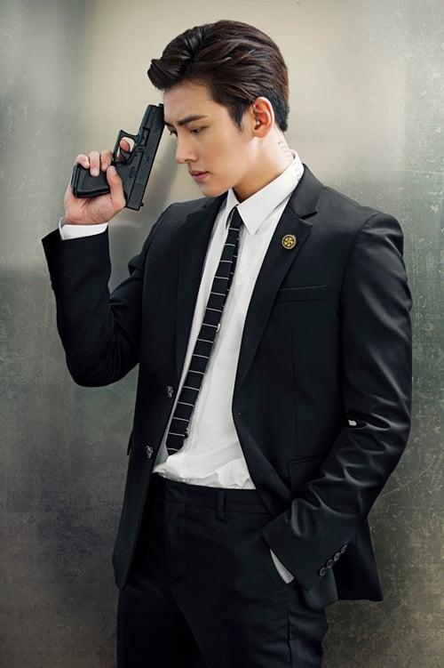 musical the days enjoys healer actor ji changwook