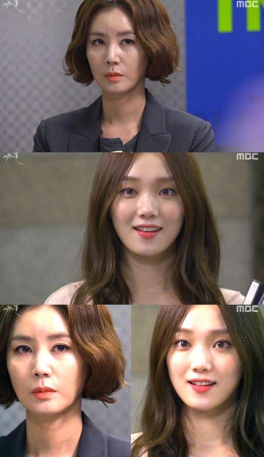 "[Spoiler] ""The Queen's Flower"" Kim Sung-ryung reunites ..."