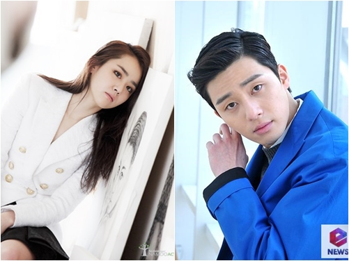 Moon Geun Young And Park Seo Joon Are In Talks For A Chaebol S