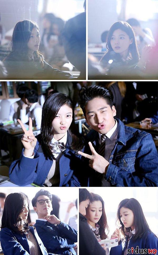 Baro and kim yoo jung dating advice