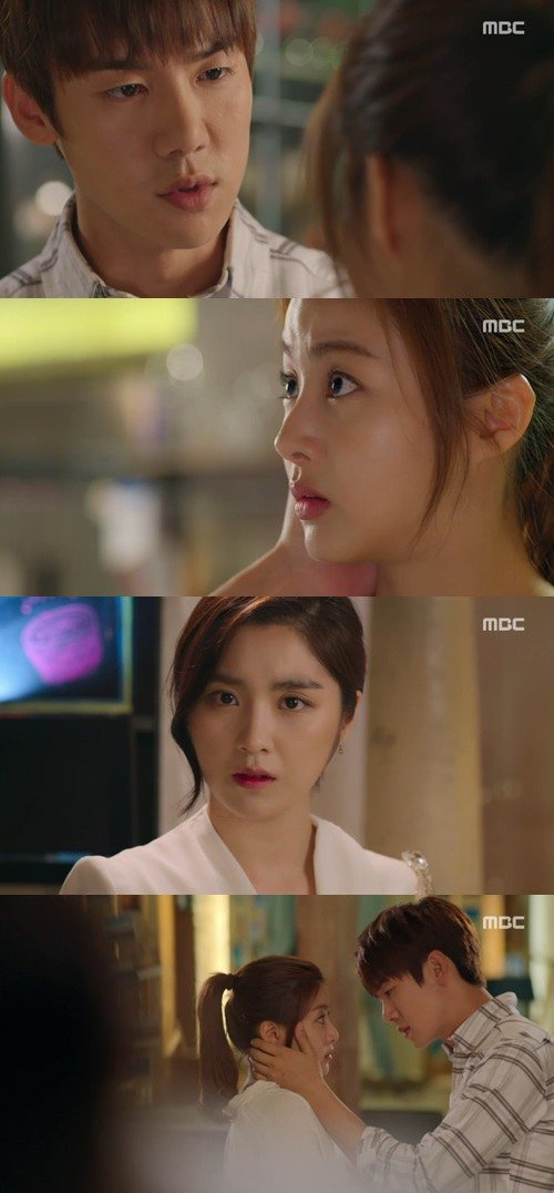 Spoiler] 'Warm and Cozy' Yoo Yeon-seok uses Kang So-ra to