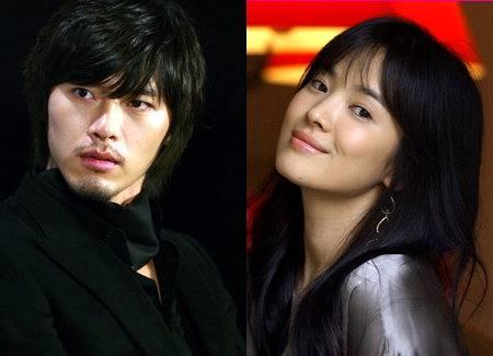 Chanmi S Drama News Best Drama Couple Hyeon Bin And