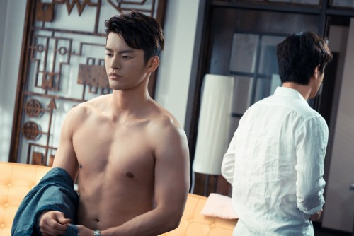 spoiler remember you seo inguk takes off shirt to