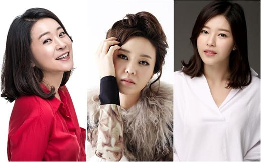 Drama Special - Red Moon', Casting of Lee Hang-na, Jo Mi