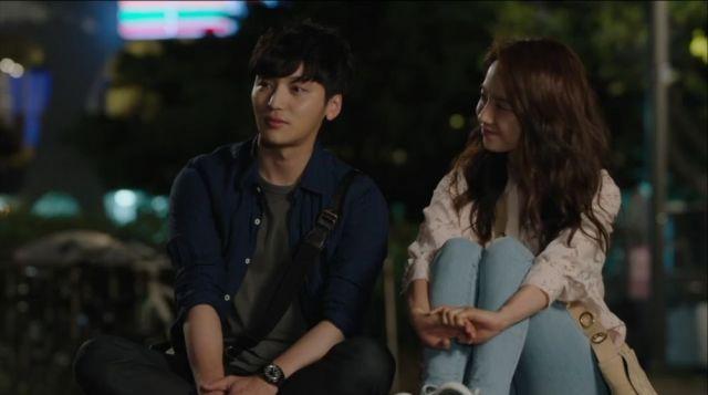 Myeong-soo and Soo-jin