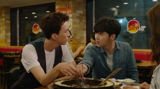 Myeong-soo and Geon