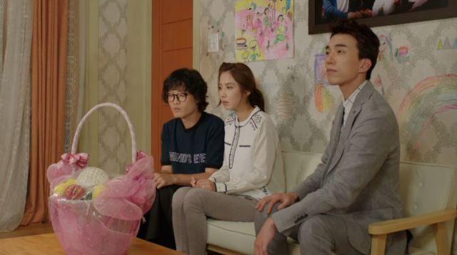 Soo-kyeong, Ji-hoon and Geon