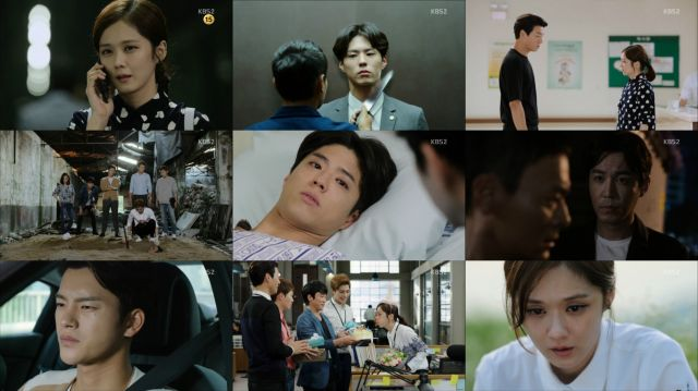 "The New Western Cliffhanger Seems To Be A Replica Of Evel: [HanCinema's Drama Review] ""Remember You"" Episode 13"
