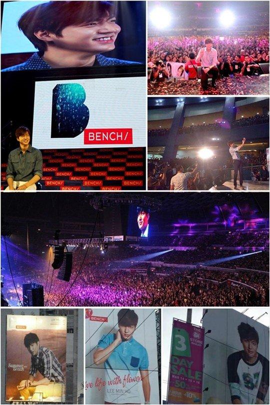 Lee Min Ho�nun Filipinlerdeki Etkisi /// 26.08.2015