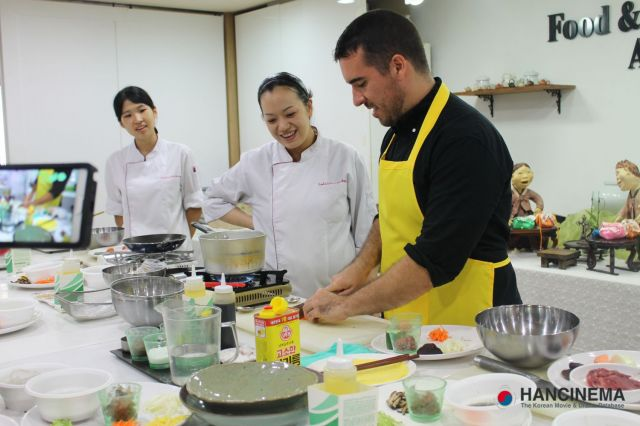 Cooking Class 9