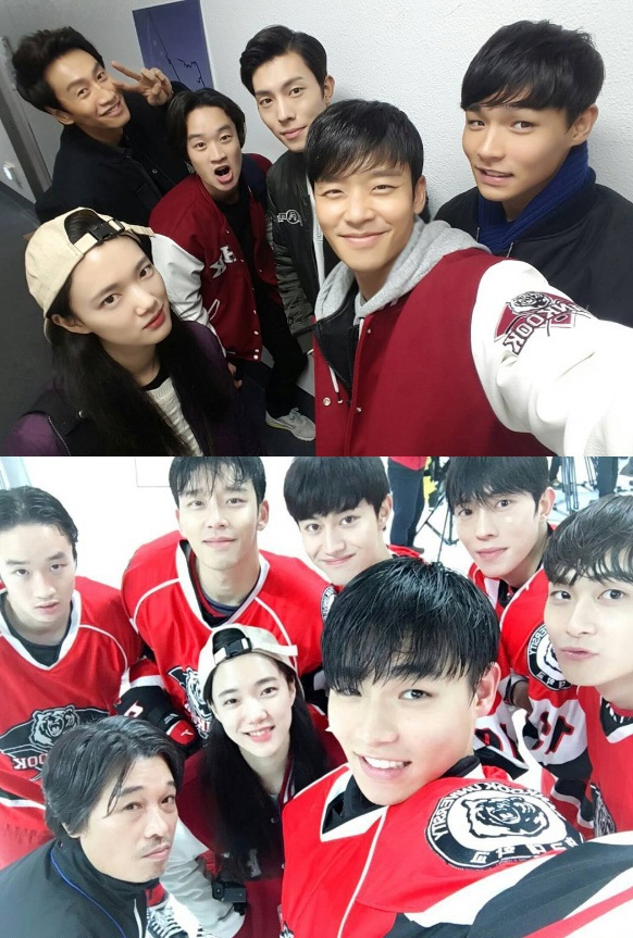lee kwang soo drama