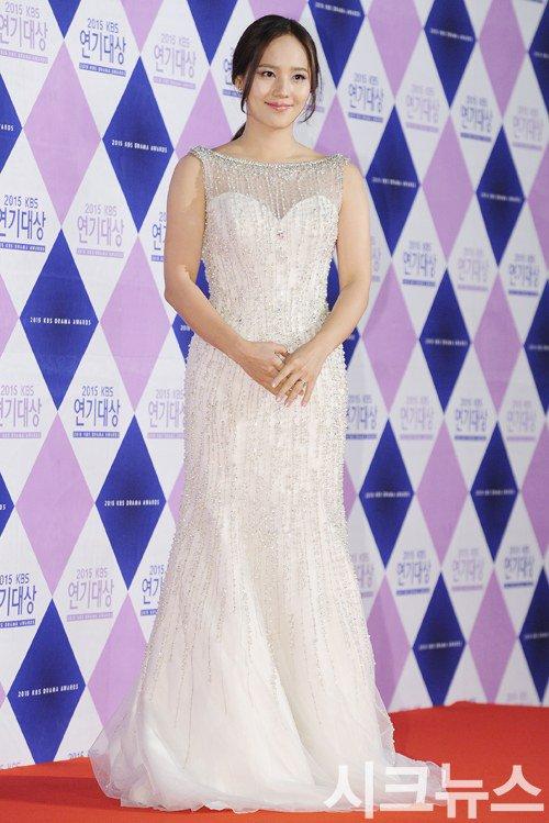 Photos] 2015 KBS Drama Awards Red Carpet : Actresses