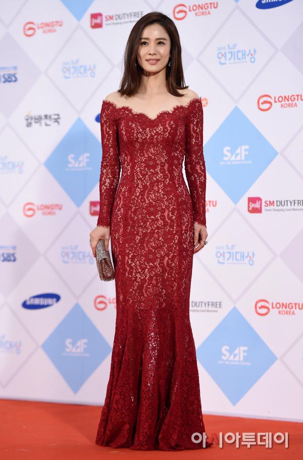 Photos 2015 Sbs Drama Awards Red Carpet Actresses