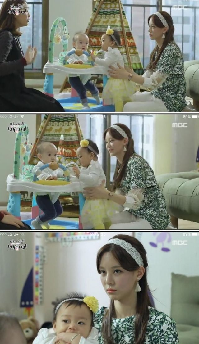 spoiler added episodes 3 and 4 captures for the korean drama 39 my little baby 39 hancinema. Black Bedroom Furniture Sets. Home Design Ideas