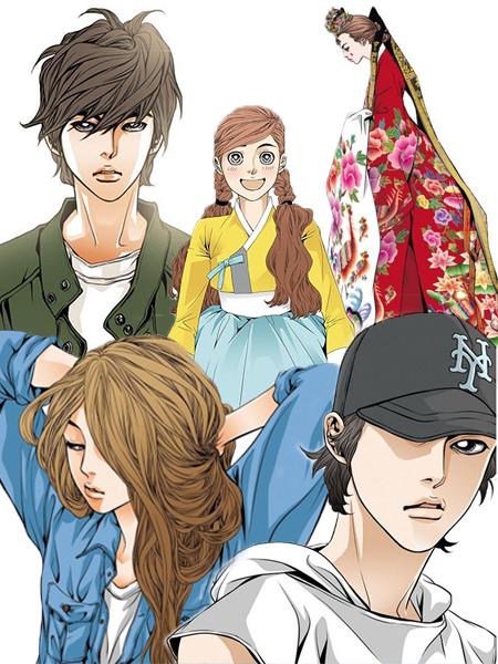 Webtoon Review] Exploring K-fashion through webtoons @ HanCinema