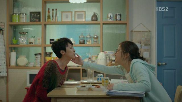 Eun-jo and Se-mi