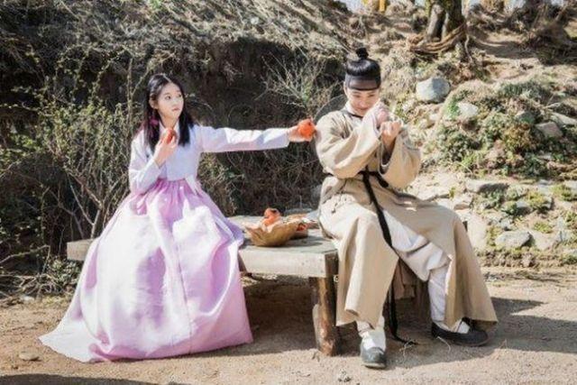 Seo-ri and Heo-joon