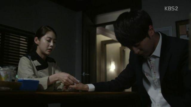 Da-hae and Tae-ha