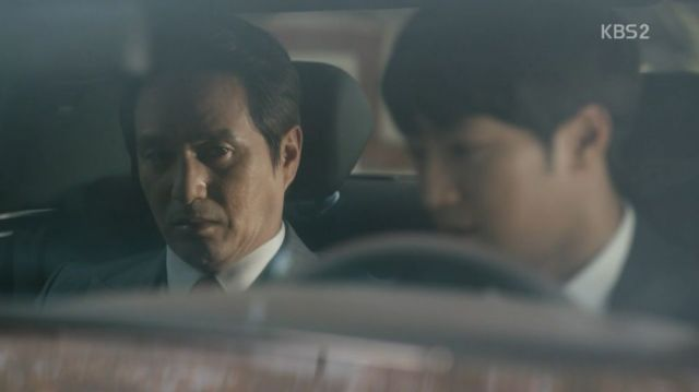 Gil-do and Tae-ha