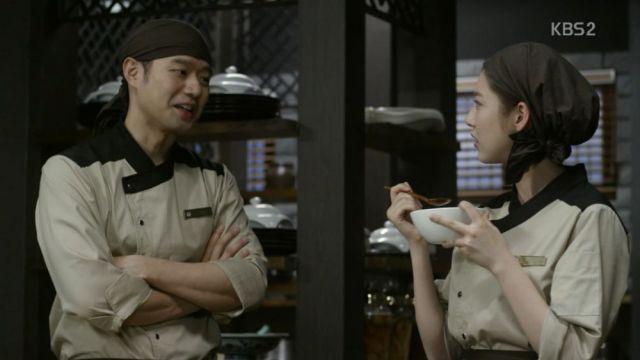 Myeong and Da-hae