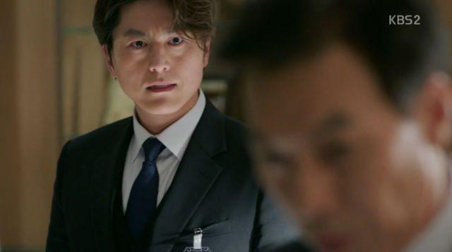 Ji-wook and Yeong-il