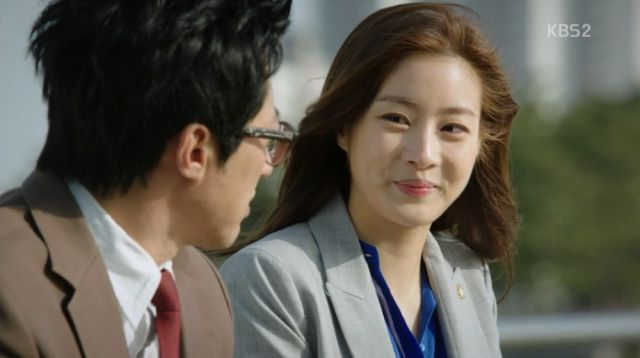 Deul-ho and Eun-jo