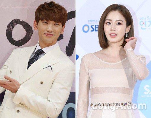 Rain and Kim Tae-hee, quality time @ HanCinema :: The ...