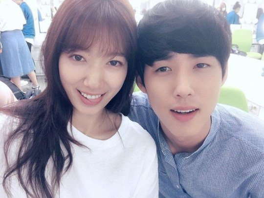 """Stairway to Heaven"" Park Shin-hye and Baek Seong-hyeon ..."