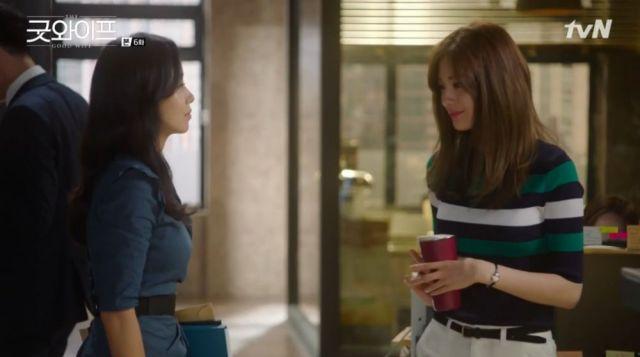 Hye-kyeong and Dan