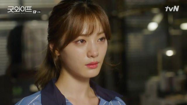 Dan hearing Hye-kyeong's complaints