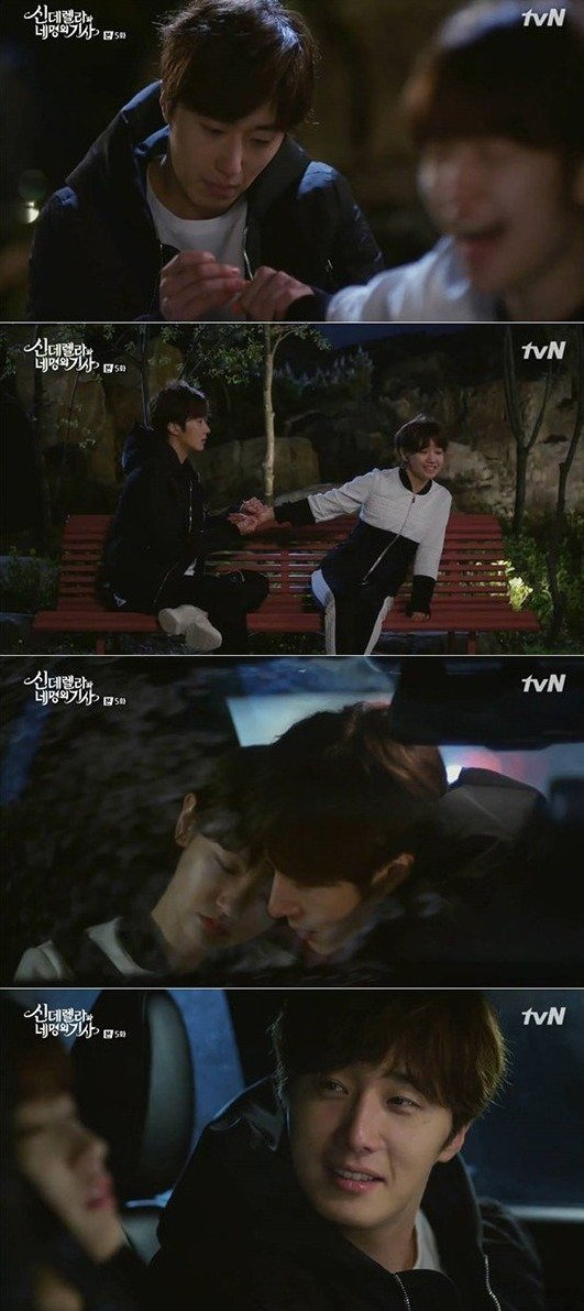 Spoiler] Added episodes 5 and 6 captures for the Korean drama