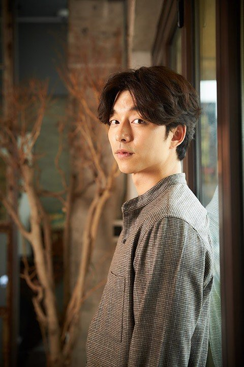 interview  gong yoo   u0026quot i suffered by myself and tried hard