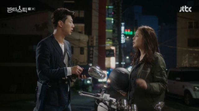 Sang-wook and Seol