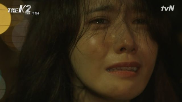 Ahn-na being abandoned by Je-ha