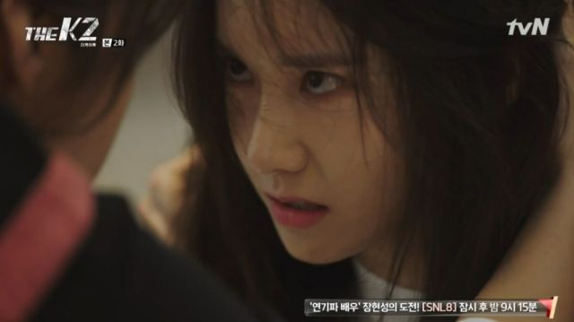 Soo-jin tormenting Ahn-na