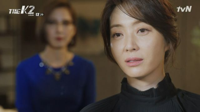 Yoo-jin thinking about Se-joon's betrayal