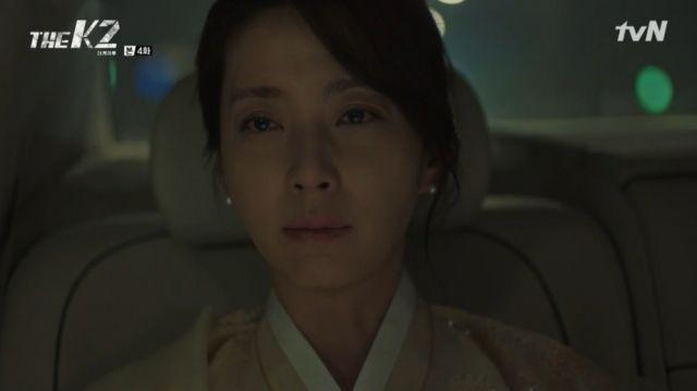 Yoo-jin crying over Se-joon's facade