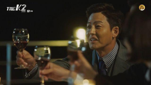 Seong-won buttering Ahn-na up