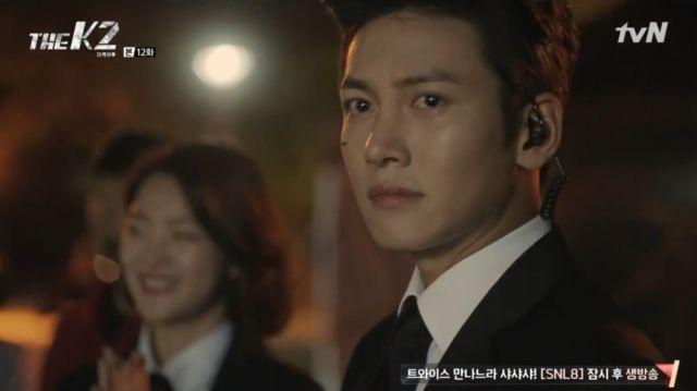 Je-ha admiring Ahn-na