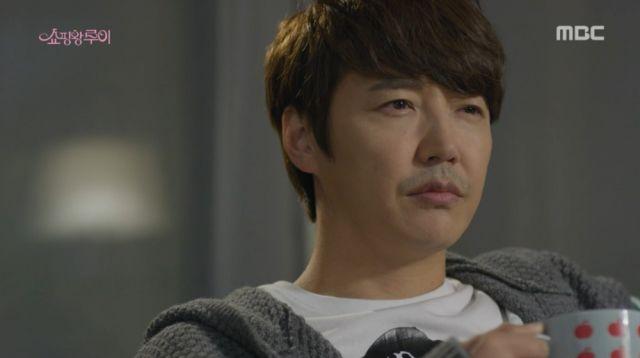 Joong-won thinking about Ji-seong as a person