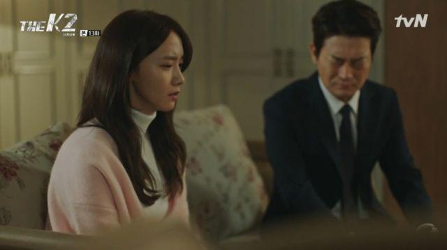 Ahn-na suffering due to Se-joon