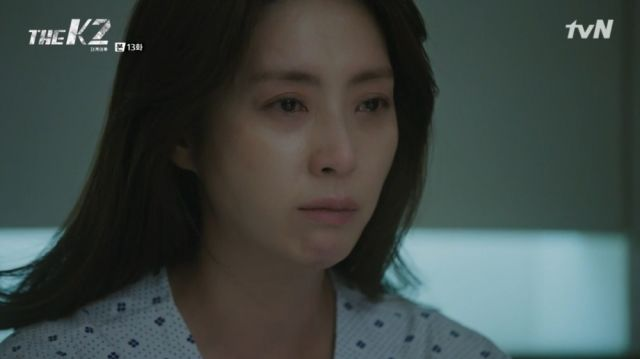 Yoo-jin thinking about the night Hye-rin died