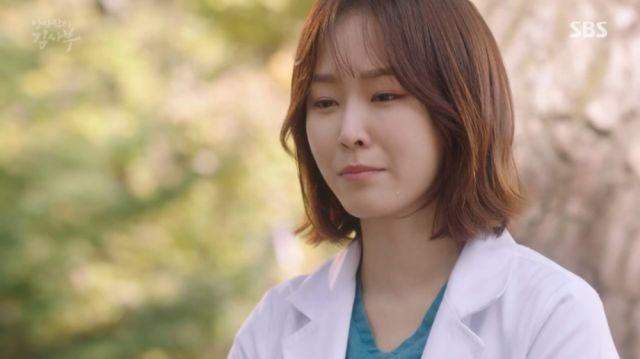 Seo-jeong feeling deflated after Teacher Kim's orders