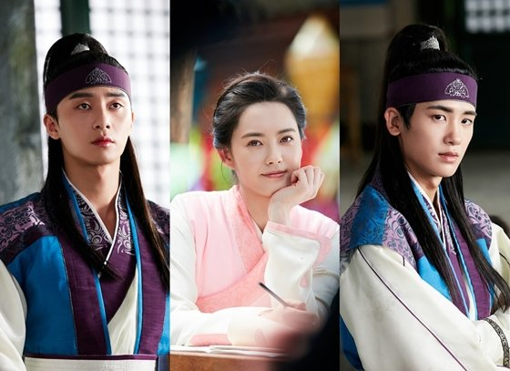Hwarang Director Park Seo Joon Go Ara And Park Hyung Sik