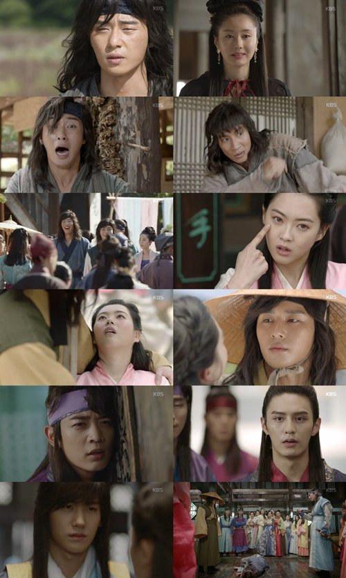 Spoiler Hwarang The Connection Between Park Seo Joon Park Hyung